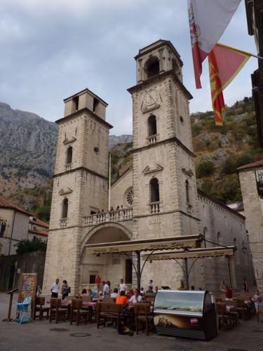 Sehenswürdigkeit in Montenegro: Die Altstadt von Kotor