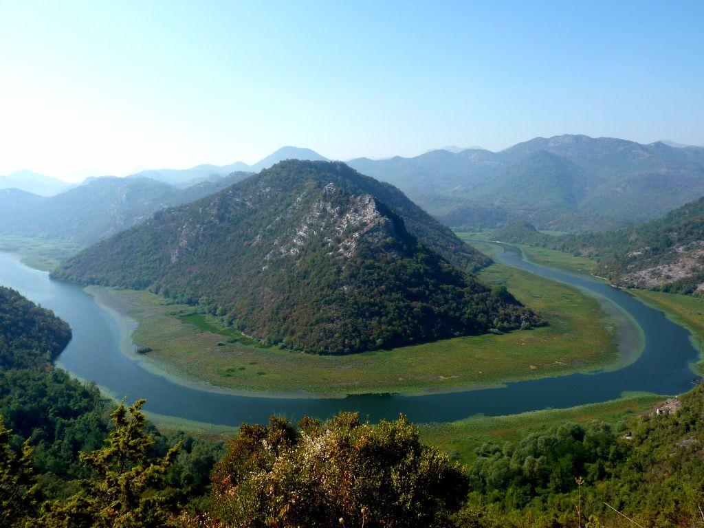 Sehenswürdigkeit in Montenegro: Reisen in Montenegro - Nationalparl