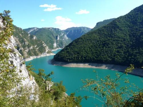 Sehenswürdigkeit in Montenegro: Plužine