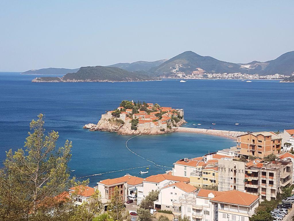 Montenegro-Reisebericht: Sveti Stefan ist eins der Highlights