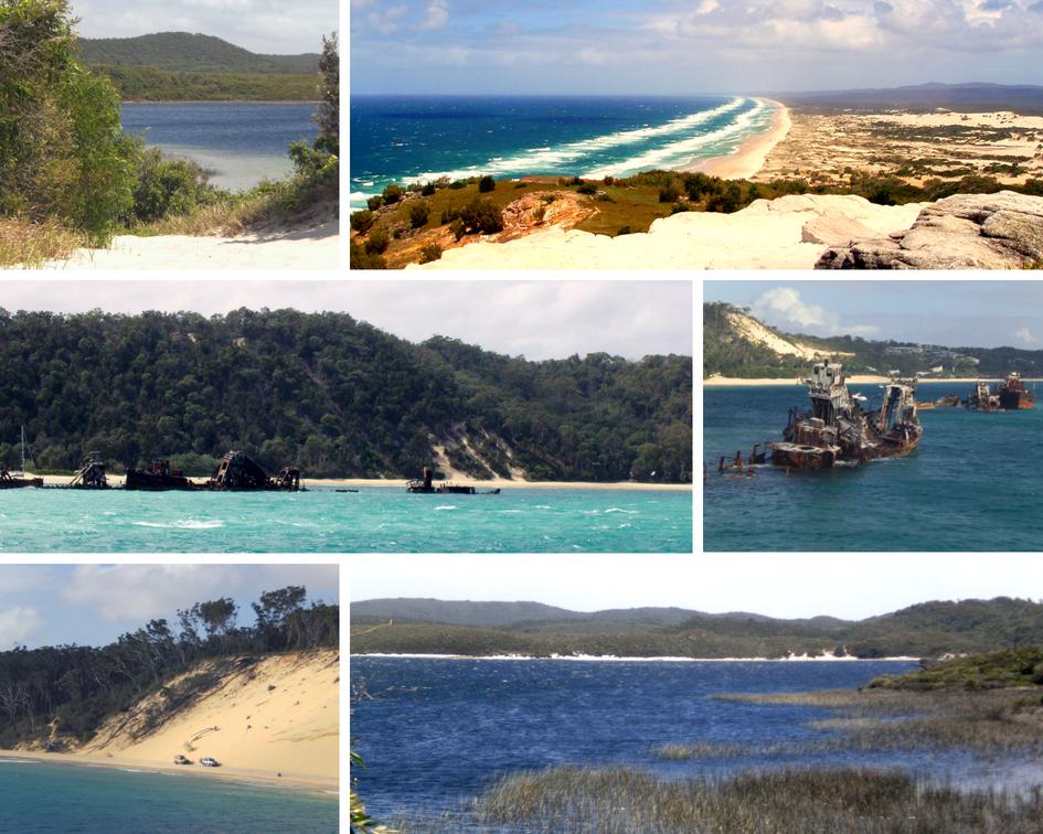 Moretown Island auf deiner Ostküsten-Tour in Australien - Sehenswürdigkeiten Australien Ostküste – Reiseroute Australien Ostküste im Überblick