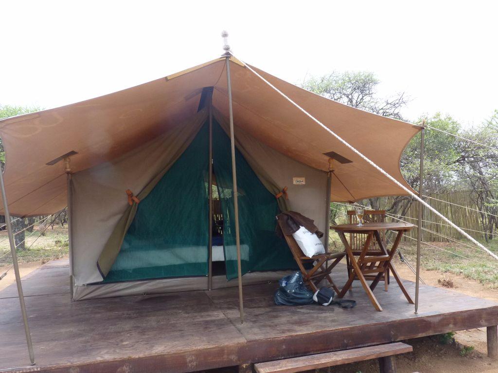 Pilanesberg Nationalpark Unterkunft