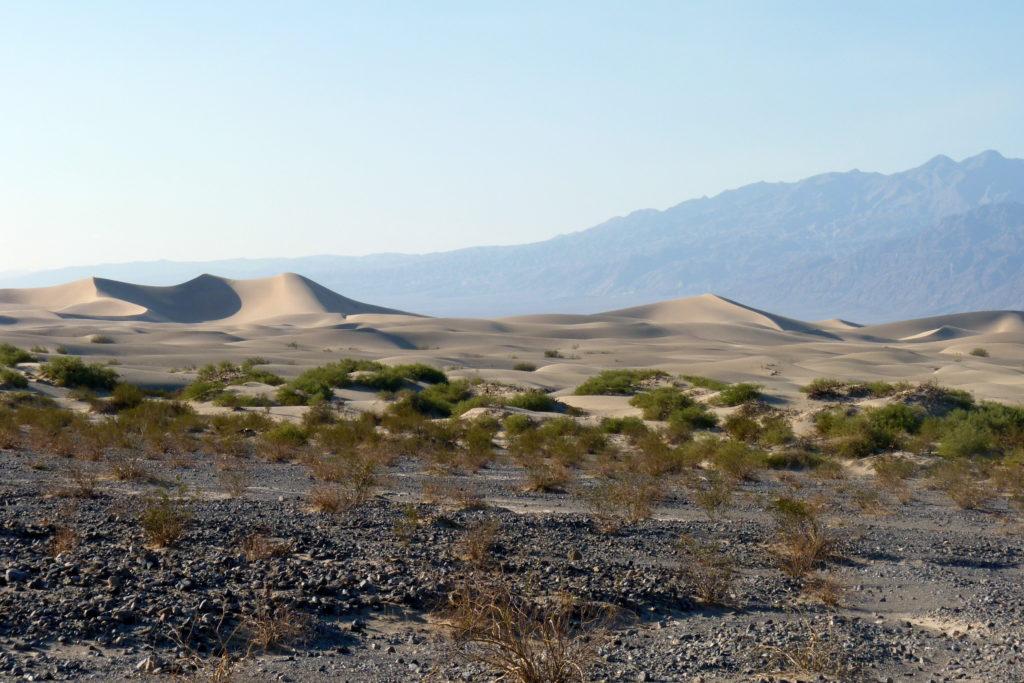 Death Valley auf deiner Rundreise durch den Westen der USA