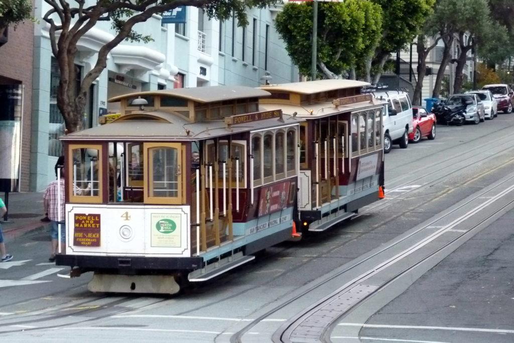 San Francisco Sehenswürdigkeiten in Kalifornien