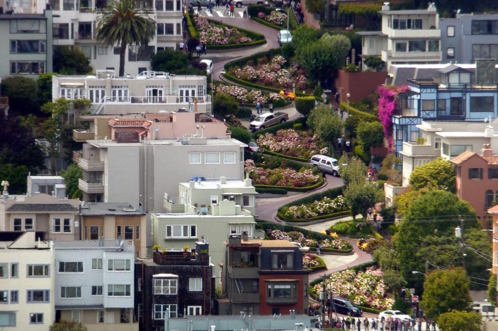 San Francisco auf deiner Kalifornien-Rundreise