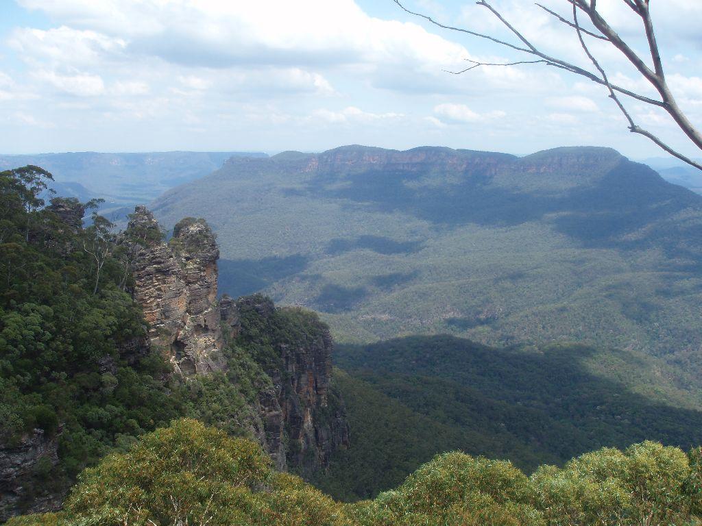 Blue Mountains Ostküste Australien - Sehenswürdigkeiten Australien Ostküste – Reiseroute Australien Ostküste im Überblick