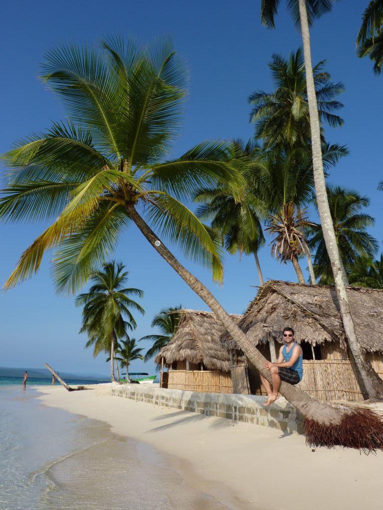 San Blas Insel - Panama & Costa Rica in 3 Wochen - Reisebericht über Backpacking in Panama und Costa Rica