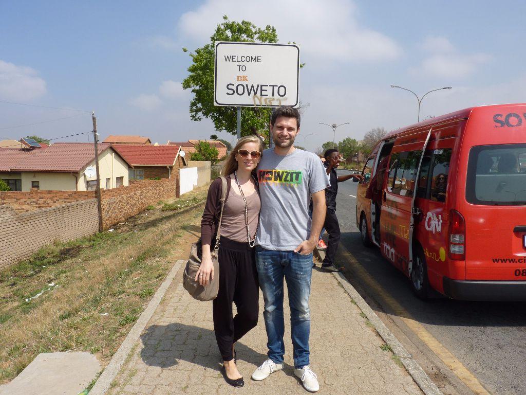 Sehenswürdigkeiten in Johannesburg - Soweto Township-Tour