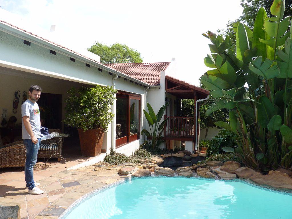 Hotel in Johannesburg: Wir empfehlen das Oasis Boutique Hotel