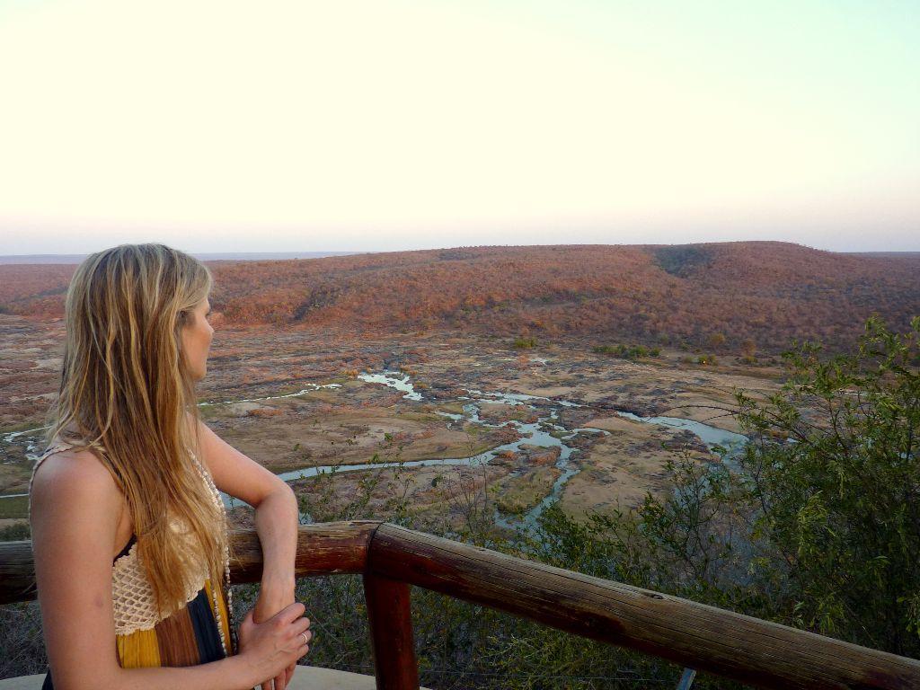 Reisebericht Krüger Nationalpark: Wunderschöner Ausblick vom Camp