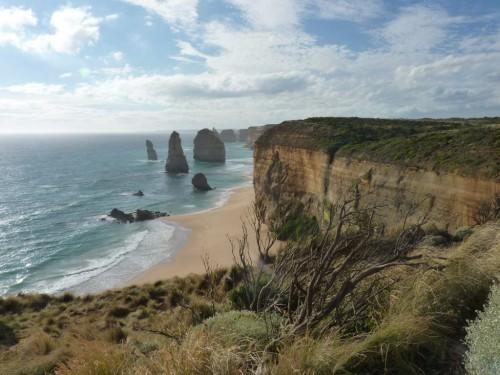 Die Zwölf Apostel an der Great Ocean Road sind ein Must-See bei jedem Roadtrip im Süden Australiens