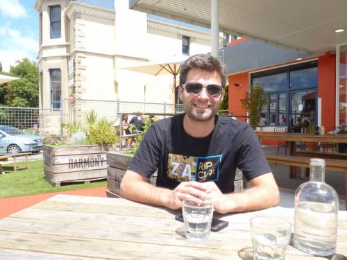 Die besten Restaurants auf unserer Tasmanien Tour. Eines unserer Restaurant-Highlights in Hobart ist das Room for a Pony in Hobart