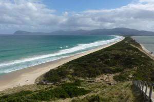 Trip nach Bruny Island in Tasmanien