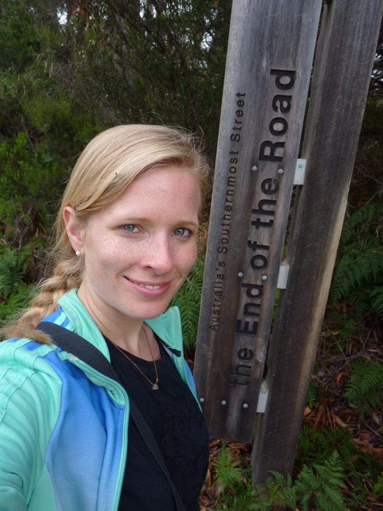 Start bzw. Ende des Overland Tracks in Cockle Creek - Tasmanien-Sehenswürdigkeiten auf deiner Tasmanien-Rundreise