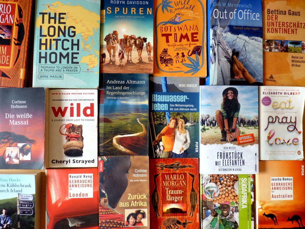 Reisebuch-Tipps & Empfehlungen für Reisebücher