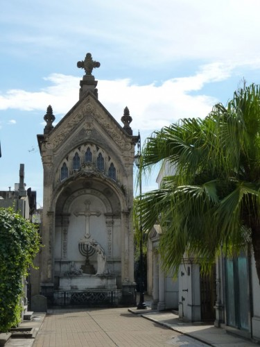 Highlights in Buenos Aires: Ricoletta Friedhof