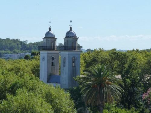 Colonia de Sacramento in Uruguay - Reisebericht