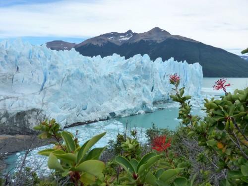 Backpacking in Patagonien: Perito Moreno Gletscher auf deiner Route