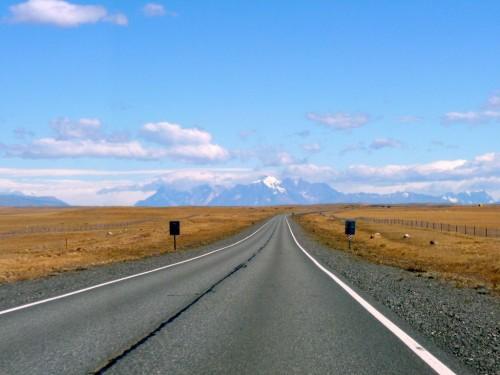Patagonien Roadtrip und Backpacking