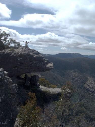 ein absolutes Highlight: der Grampians Nationalpark im Süden von Australien