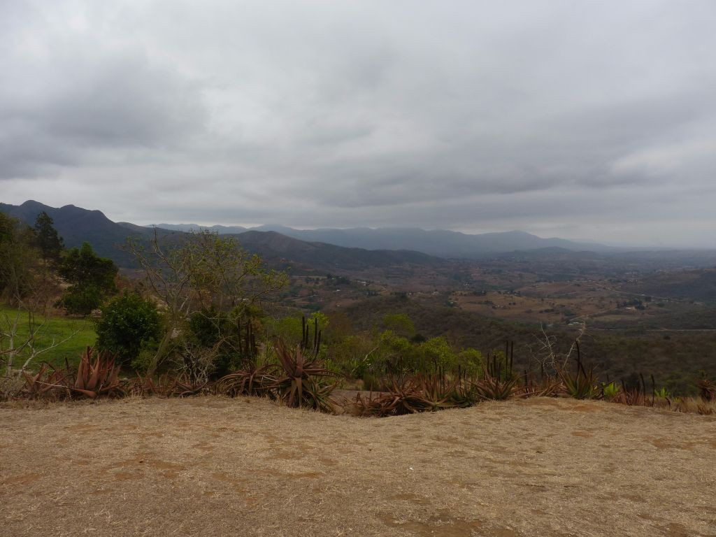 Wunderschöner Blick üer das Tal in Swasiland
