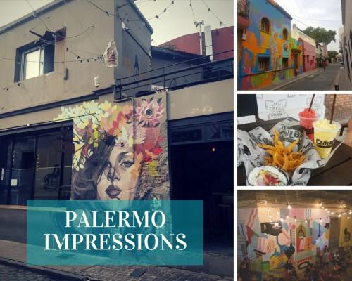 Palermo gehört zu den Highlights Buenos Aires