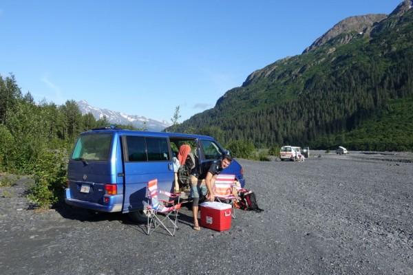 Autokauf USA - das ist unser Bulli aus Alaska - Tipps und Erfahrungen für den Autokauf als Ausländer in den USA