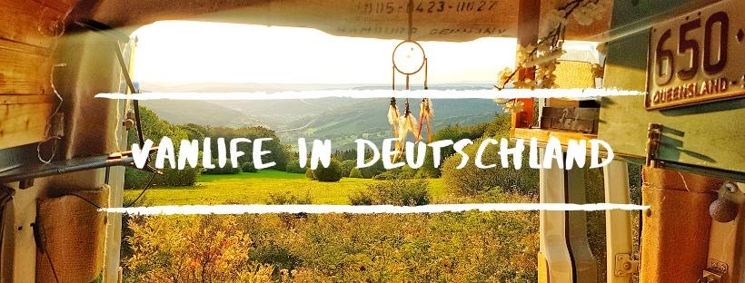 Vanlife in Deutschland
