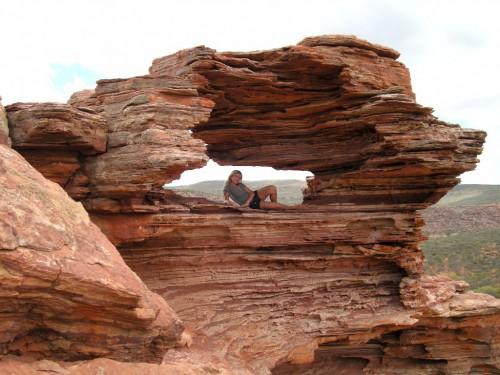 Der Kalbarri Nationalpark ist eines der Highlights in Western Australia